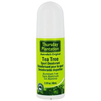 Nature's Plus Thursday Plantation - Tea Tree Sport Deodorant