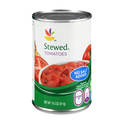 Ahold No Salt Added Stewed Tomatoes