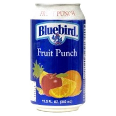 Florida's Natural BlueBird Fruit Punch, 11.5-Ounce Cans (Pack of 24)