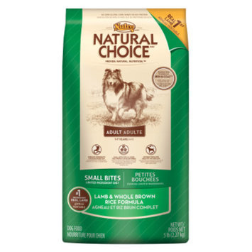 Nutro Natural Choice NUTROA NATURAL CHOICEA Small Bites Adult Dog Food