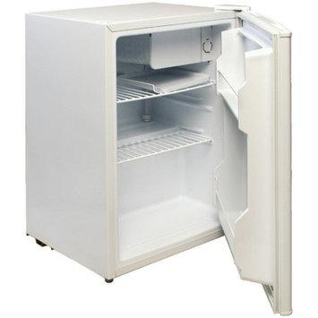 Magic Chef MAGIC CHEF MCBR240W 2.4 Cubic-Ft Refrigerator White