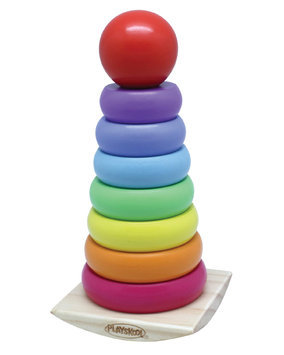 Playskool Stacking Ring