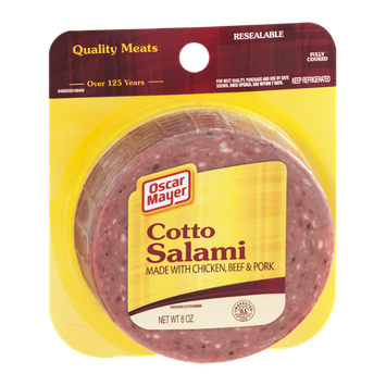Oscar Mayer Cotto Salami Made with Chicken, Beef & Pork