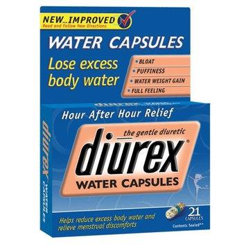 Diurex Water Capsules 21 ea