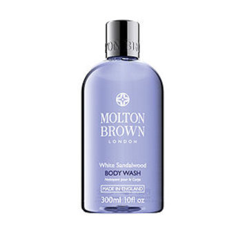 Molton Brown White Sandalwood Body Wash, 10 oz