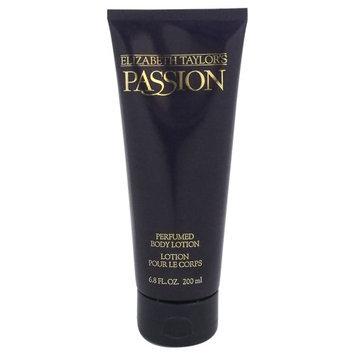 Elizabeth Taylor - Passion Body Lotion 6.8 oz (Women's) - Tube