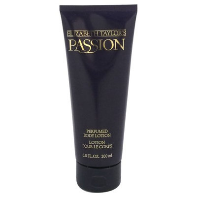 Elizabeth Taylor - Passion Body Lotion 6.8 oz (Women's) - Tube