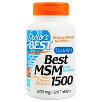 Doctor's Best MSM 1500