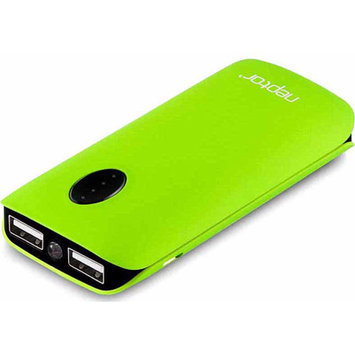 Eagle Tech EagleTech 5600mAh Portable Battery Pack with LED Flash Light and Battery Indicator for Tablet and Smartphones
