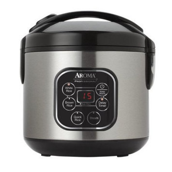 Aroma 8-Cup Cool Touch Rice Cooker
