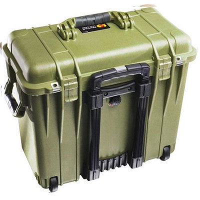 Pelican - 1440WF Top-Loader Mobile Case with Foam Insert (Green)
