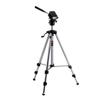 Smith Victor Gemini 2600 Imperial Deluxe Tripod with 2 way Fluid Head
