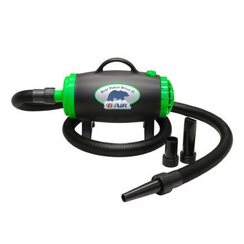 B Air Blowers B-Air Bear Power Dryer BPD-2 Dog Grooming Dryer