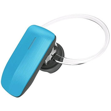 QuikCell Color Burst Mini Bluetooth Headset - Blue
