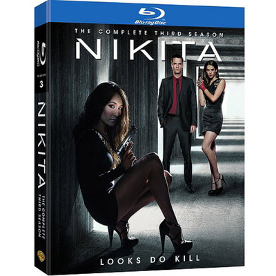 Nikita: The Complete Third Season (Blu-ray + UltraViolet) (Anamorphic Widescreen)