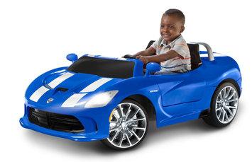 Kid Trax Dodge Viper SRT 12V Battery Powered Car