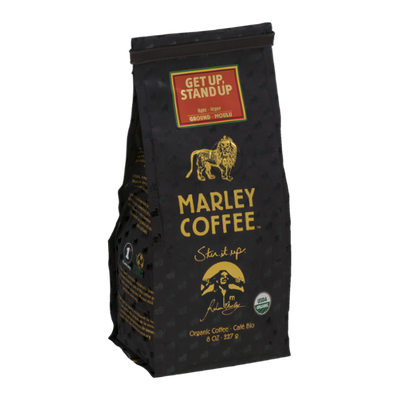 Marley Coffee Get Up, Stand Up Ground Coffee Light