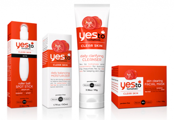 Yes To Tomatoes Skin Set