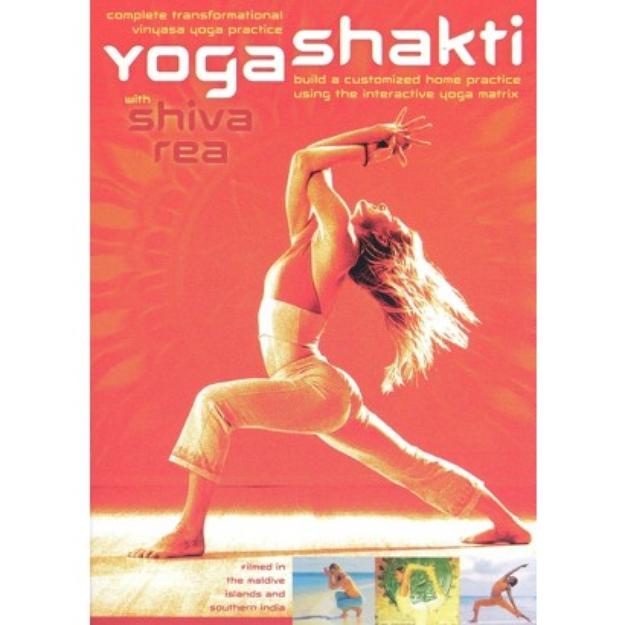 Ryko Distribution Shiva Rea: Yoga Shakti [2 Discs] (new)