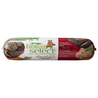 Target Home Freshpet Select Slice and Serve Dog Food - Chunky Beef, Vegetable and