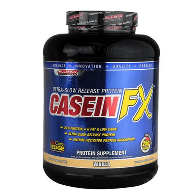 ALLMAX Nutrition CaseinFX Vanilla 5 lbs