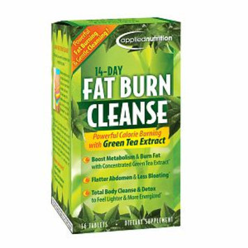 Applied Nutrition 14-Day Fat Burn Cleanse
