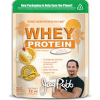 Jay Robb Tropical Dreamsicle Whey Protein Isolate 12 oz
