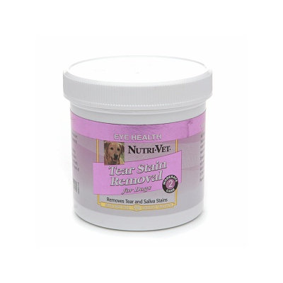 Nutri-Vet Tear Stain Removal Pads for Dogs