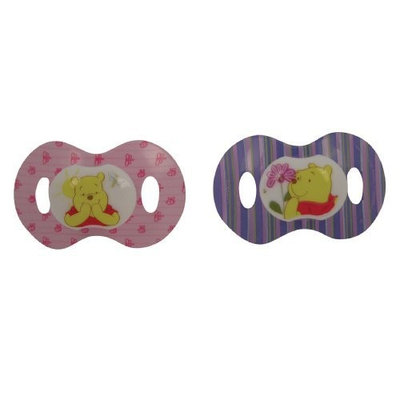 The First Years Winnie The Pooh Ultra Kip Pacifier Infant Colors Vary (Discontinued by Manufacturer)