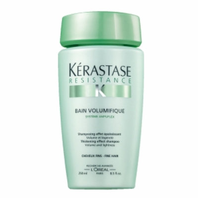 Kerastase Resistance K Bain Volumifique Thickening Effect Shampoo, 8.5 fl oz