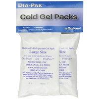 Cold Pax Medicool Dia-Pak Gel Packs, 2 Count