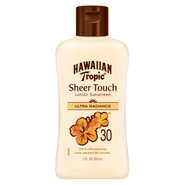 Hawaiian Tropic Sheer Touch SPF 30 Lotion Sunscreen
