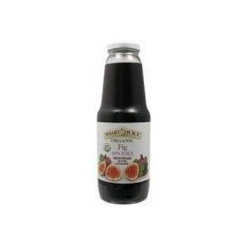 Smart Juice Smart Organic Fig Juice, 33.8 Ounce -- 6 per case.