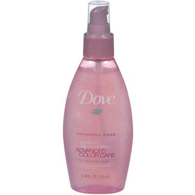 Dove Advanced Color Care Leave-In Glossing Mist, 5.24 Ounce