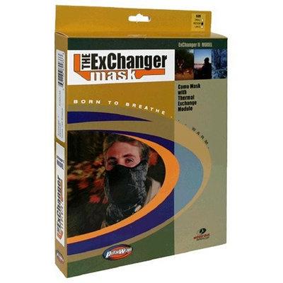 Polarwrap The Exchanger Mask, Exchanger II Model, Mossy Oak Breakup, Medium, 1 Mask