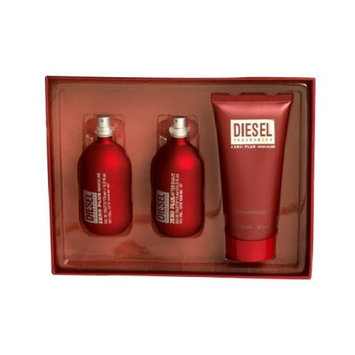 Diesel Zero Plus Masculine 75ml EDT Gift Set
