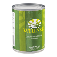 Wellness Natural Dog Food Lamb & Sweet Potato Formula