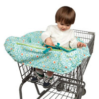 Boppy Shopping Cart and High Chair Cover with Plush Toy and Safety Strap