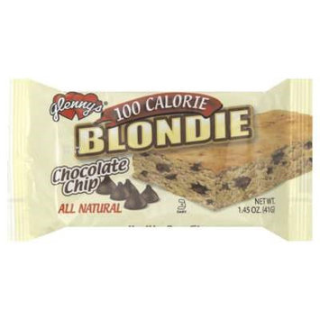 Glenny's - All Natural 100 Calorie Blondie Chocolate Chip - 1.45 oz.