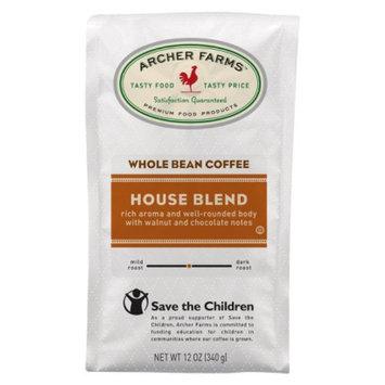 Archer Farms House Blend Whole Bean Coffee - 12 oz.