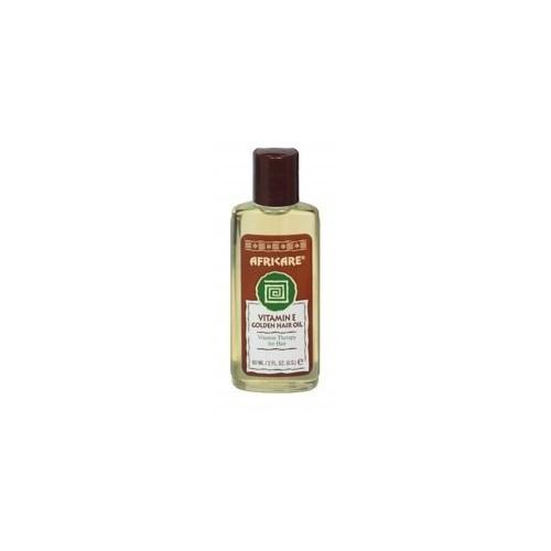 Cococare Vitamin E Golden Hair Oil, 2 Fl. Oz