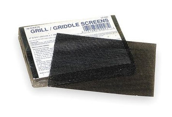 TOUGH GUY 2NTJ7 Grill Screen Scouring Pad,5-1/2In L,PK20