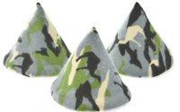 Beba Bean Designs Inc. The Peepee Teepee for the Sprinkling WeeWee: Green Camouflage in Laundry Bag