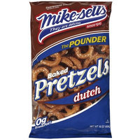 Mike-Sell's The Pounder: Dutch Baked Pretzels, 16 Oz