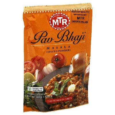 MTR Pav Bhaji, 3.53-Ounce Pouches (Pack of 36)