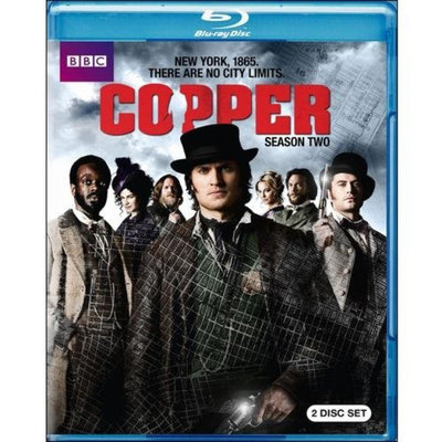 Copper: Season Two (Blu-ray) (Anamorphic Widescreen)