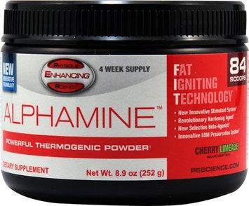 PES Alphamine Cherry Limeade - 8.9 oz. (252g)