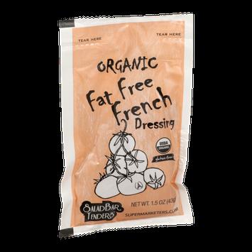 Salad Bar Tenders Dressing Organic Fat Free French