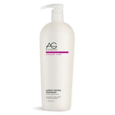 Ag Hair Cosmetics AG Hair Colour Savour Shampoo (33.8 oz)
