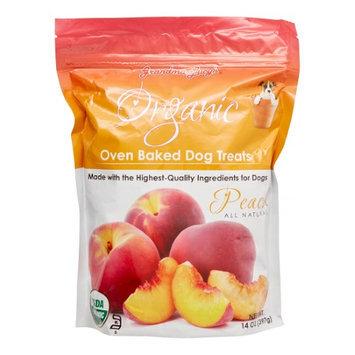 Cherrybrook Grandma Lucys Organic Baked Peach Treats